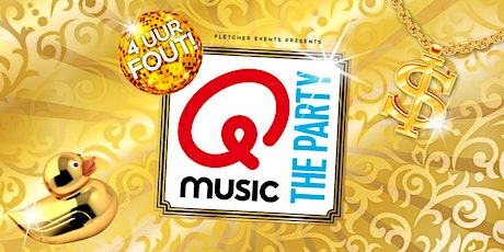 Qmusic the Party - 4uur FOUT! in Leidschendam (Zuid-Holland) 30-10-2021 tickets