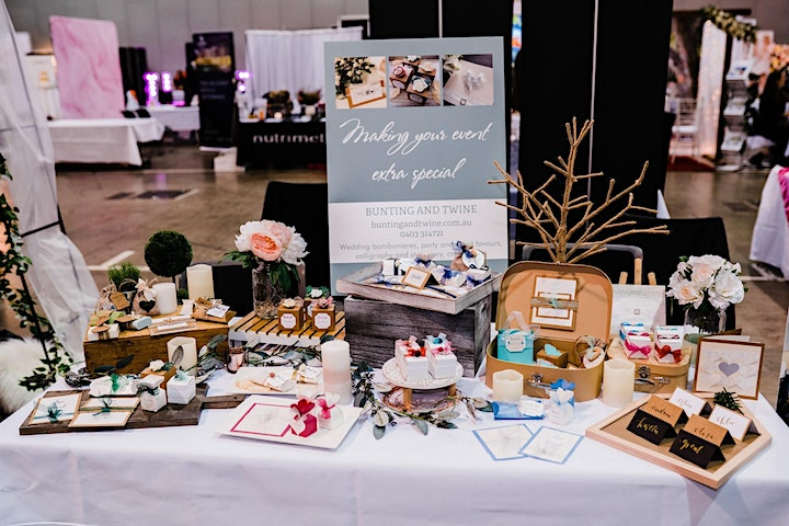 Brisbane's Annual Wedding Expo 2021 at The Convention & Exhibition Centre image
