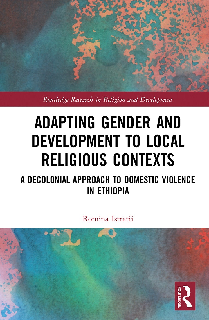 BOOK LAUNCH:  Adapting Gender and Development to Local Religious Contexts image