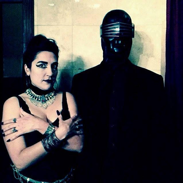 Bollywood Horror XIX Costume Party w DJ Anjali & The Incredible Kid + AURAT image