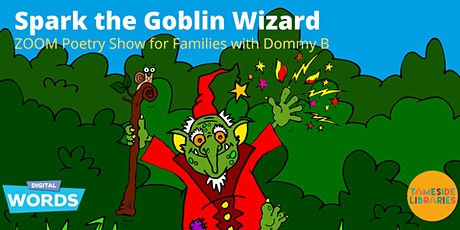 Spark the Goblin Wizard with Dommy B tickets