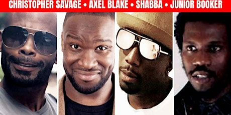 Real Deal Comedy Jam - Nottingham tickets