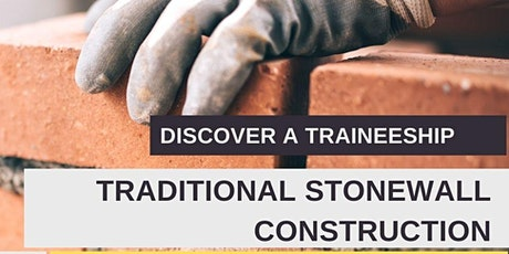 Traditional Stonewall Construction Traineeship - Information Session tickets