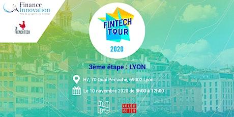 Fintech Tour Lyon billets