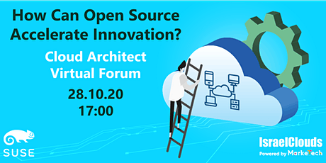 Cloud Architect Forum With SUSE: How Can Open Source Accelerate Innovation? tickets