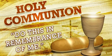 HVMC - Holy Communion Service Registration For November 2020 tickets