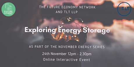 Exploring Energy Storage (Energy Series Part 4) tickets