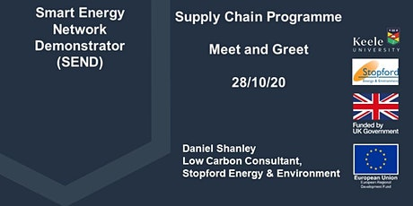 An introduction to fully funded low-carbon support for Staffordshire SME's tickets