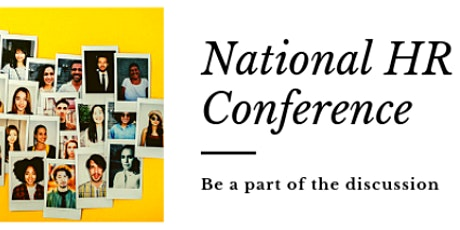 National HR Conference 2021| Online Event tickets
