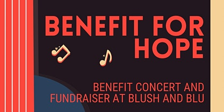 Benefit for HOPE (Suicide Prevention benefit concert) tickets