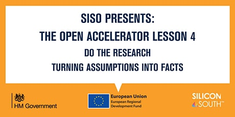 Open Accelerator Workshop 4 - Do the Research tickets