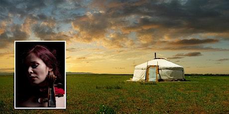 Rituelen  in de Cello-Yurt - Maya Fridman