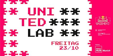 UNITED Lab Tickets