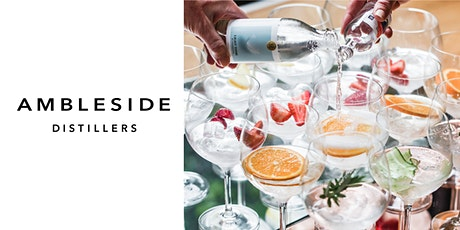 GINTONICA GINORMOUS GIN TASTING | AMBLESIDE DISTILLERS tickets