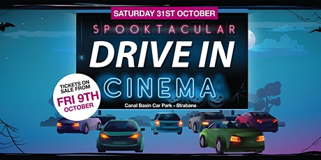 Spooktacular Drive In Cinema - Ghostbusters tickets