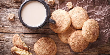 Holiday Cookies and Eggnog Cocktails - Online Cooking Class by Cozymeal™ tickets