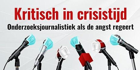 Conferentie Onderzoeksjournalistiek 2020 tickets