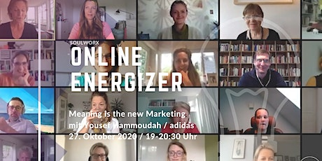 OnlineENERGIZER. MEANING IS THE NEW MARKETING Tickets
