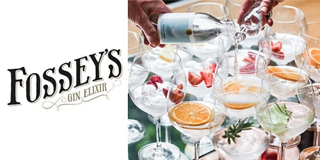 GINTONICA GINORMOUS GIN TASTING | FOSSEY'S DISTILLERY tickets