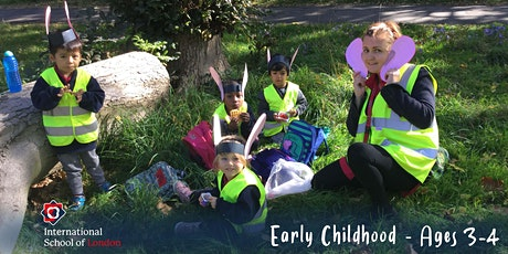 ISL Virtual Open Day - Early Childhood tickets