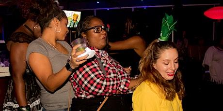 Dancehall v Afrobeats Halloween BRUNCH  tickets