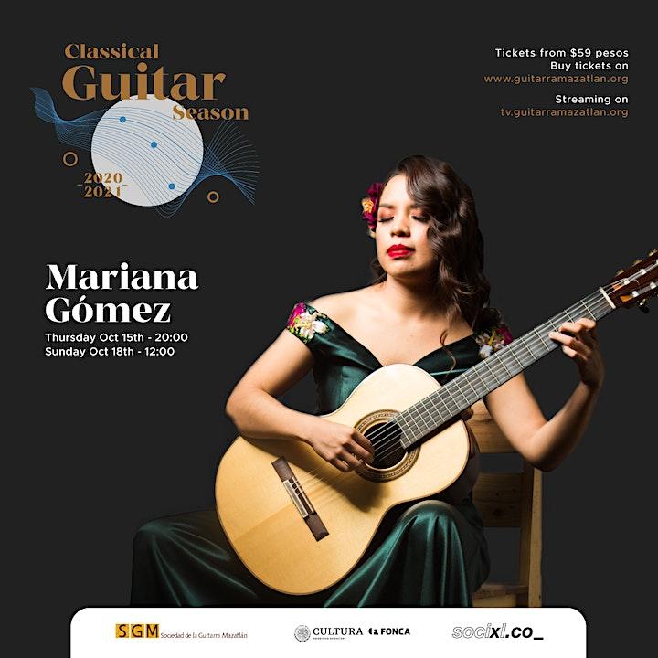 Mariana Gómez - Guitar Season image