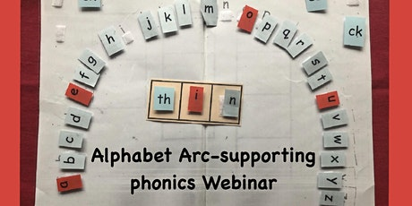 Alphabet Arc - Supporting Phonics For LSAs tickets
