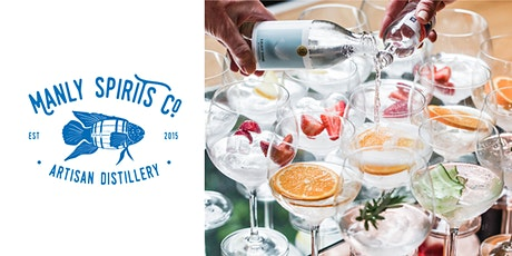 GINTONICA GINORMOUS GIN TASTING | MANLY SPIRITS tickets
