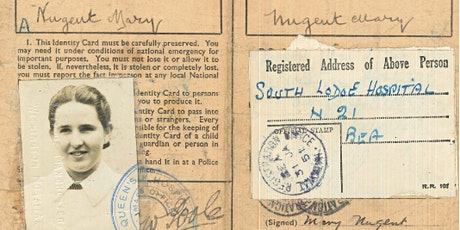 Neutrals, immigrants, aliens, evacuees: the Irish in Britain during WW2 tickets