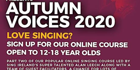 Autumn Voices tickets
