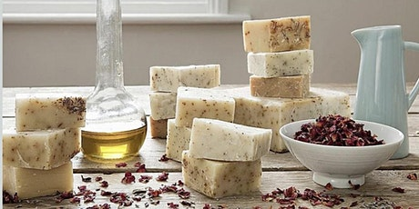 Melt & Pour Soap Making Artisan Workshop tickets