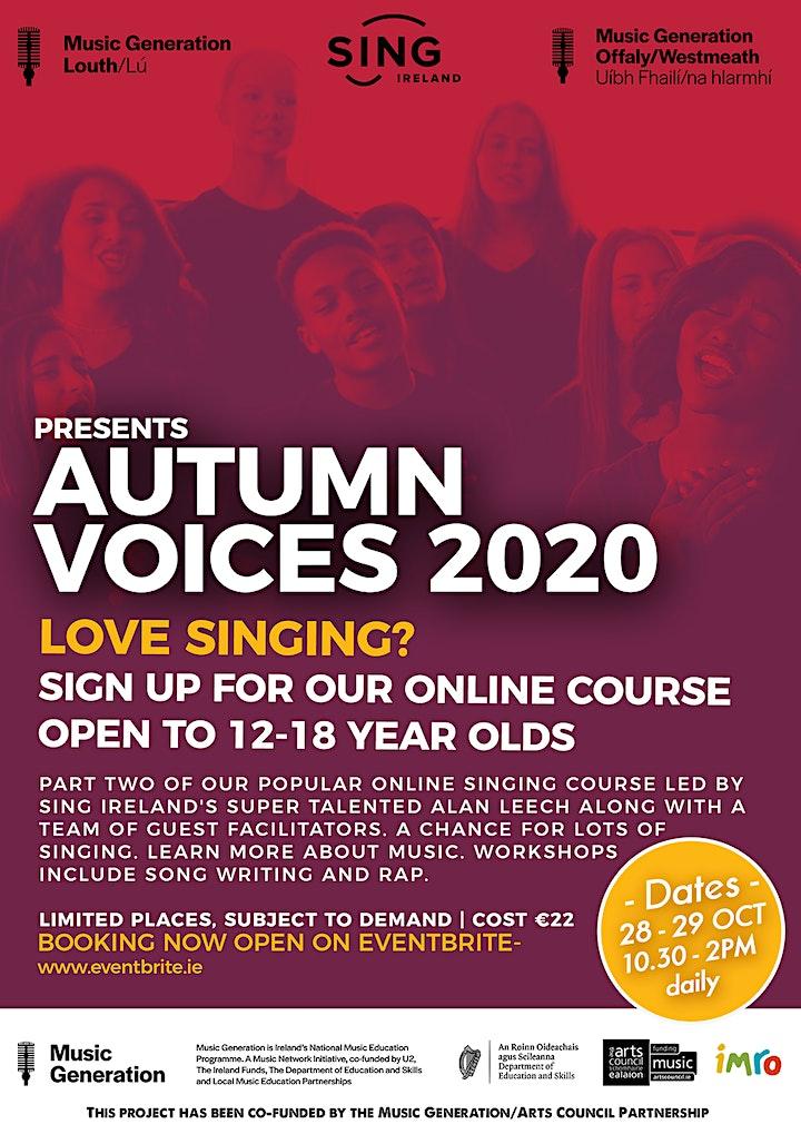 Autumn Voices image