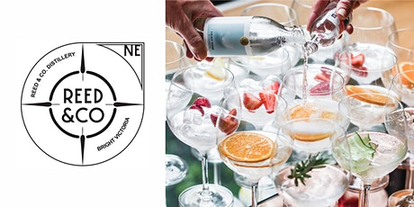 GINTONICA GINORMOUS GIN TASTING | REED & CO DISTILLERY tickets