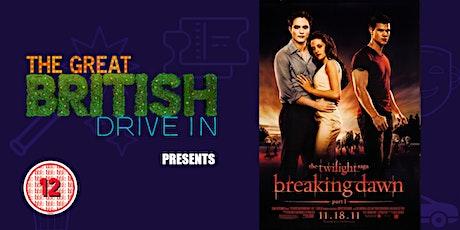 Twilight: Breaking Dawn Part 1(Doors Open at 16:30)