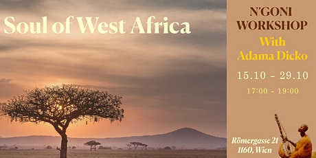 Soul of West Africa: Ngoni Workshop tickets