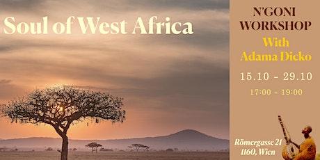 Soul of West Africa: Ngoni Workshop