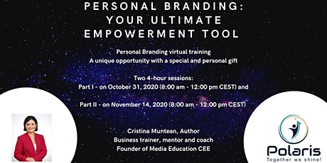 Personal Branding: Your Ultimate Empowerment Tool tickets