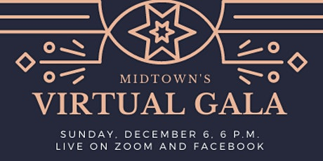 Midtown Virtual Gala tickets