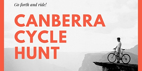 Canberra Cycle Hunt tickets