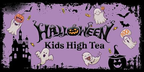 Halloween Kids High Tea tickets