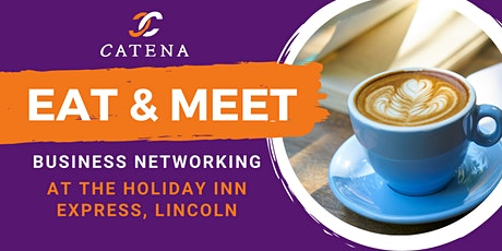 Eat & Meet Business Networking tickets