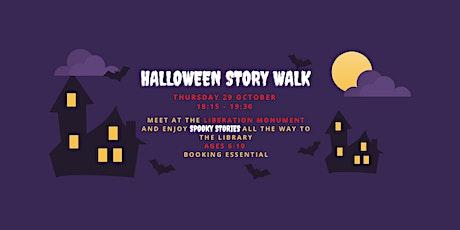 Halloween Story Walk tickets