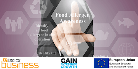 GAIN Food Allergen Awareness and Control tickets