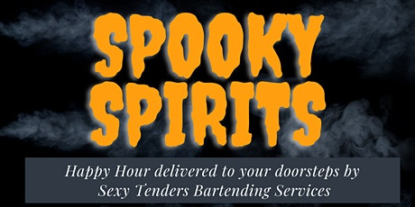 Spooky Spirits (Virtual) Happy Hour