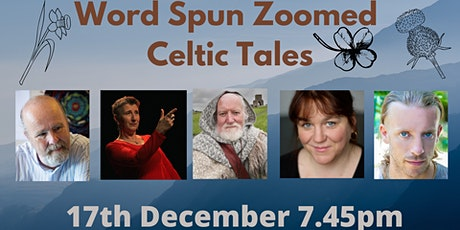 Word Spun Zoomed: Celtic Tales tickets