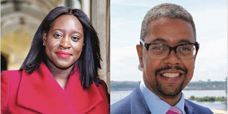 In Conversation: Vaughan Gething MS with Abena Oppong-Asare MP tickets
