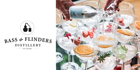 GINTONICA GINORMOUS GIN TASTING | BASS & FLINDERS DISTILLERY tickets
