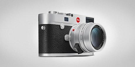 Stefan Daniel: Leica M - Das Herz von Leica Tickets