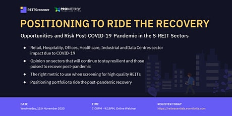 Positioning to Ride the Recovery tickets