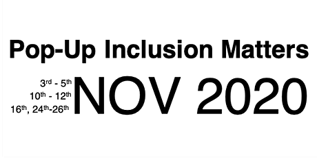 Pop-Up Inclusion Matters Seminar Series: Women & Spinouts tickets